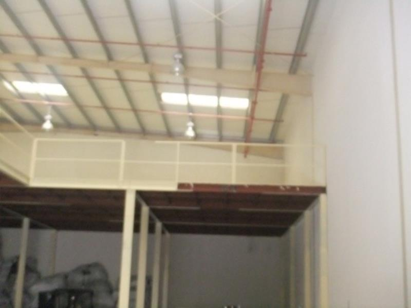 Making Mezzanine Steel Structure Floor
